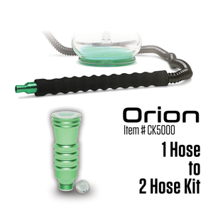 Convert 1 Hose to 2 Hose Kit - Orion (Item # CK5000) - Click Technology
