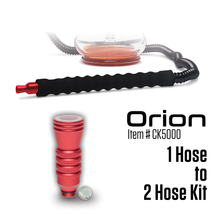Load image into Gallery viewer, Convert 1 Hose to 2 Hose Kit - Orion (Item # CK5000) - Click Technology