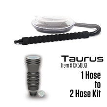 Load image into Gallery viewer, Convert 1 Hose to 2 Hose Kit - Taurus (Item # CK5003) - Click Technology