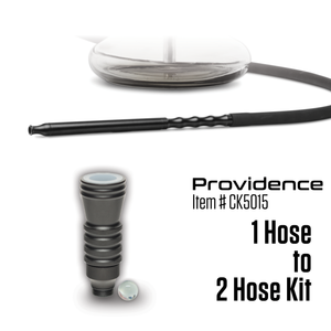Convert 1 Hose to 2 Hose Kit - Providence (Item # CK5015) - Click Technology