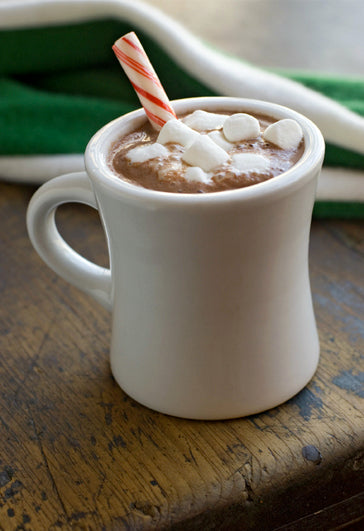 Bethey Magoo's Decadent Hot Chocolate Egg Nog