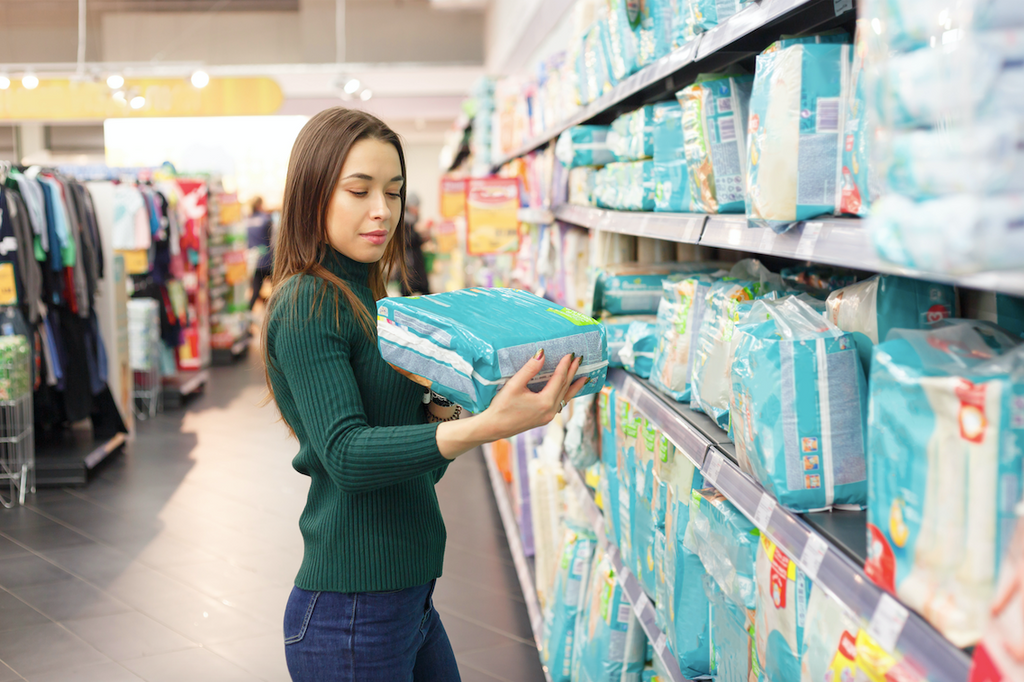 Advantages of adult incontinence diapers