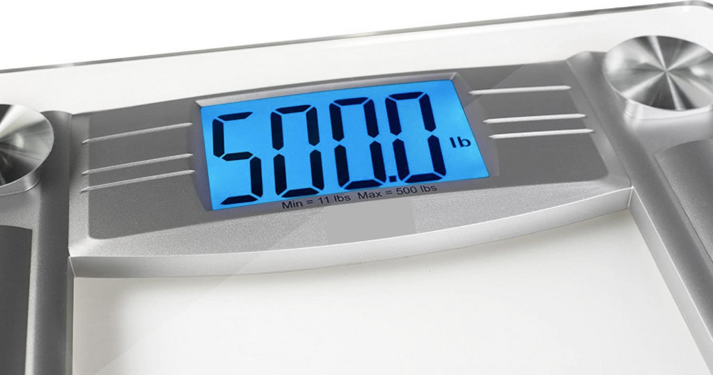 High BMI weight scale