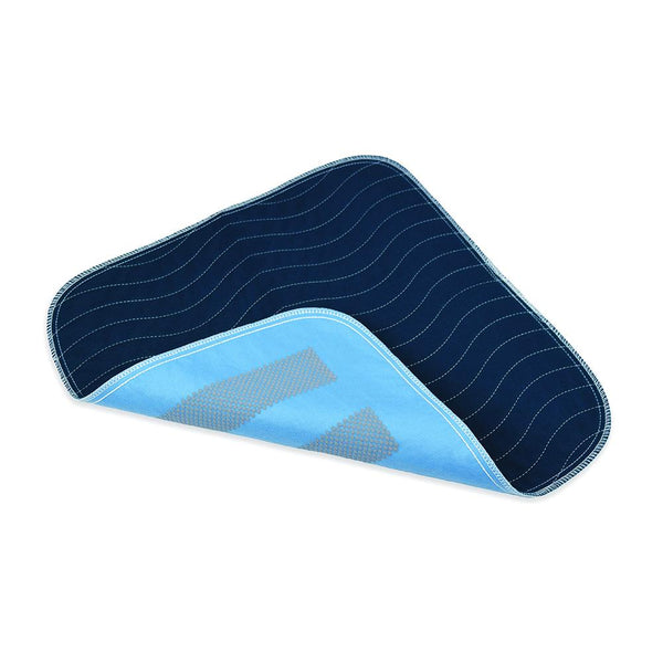 "Abena Washable Incontinence Chair Pad, Light absorbency, 100% Polyester, Non-slip bottom 18"" x 18"" - 1 ea."