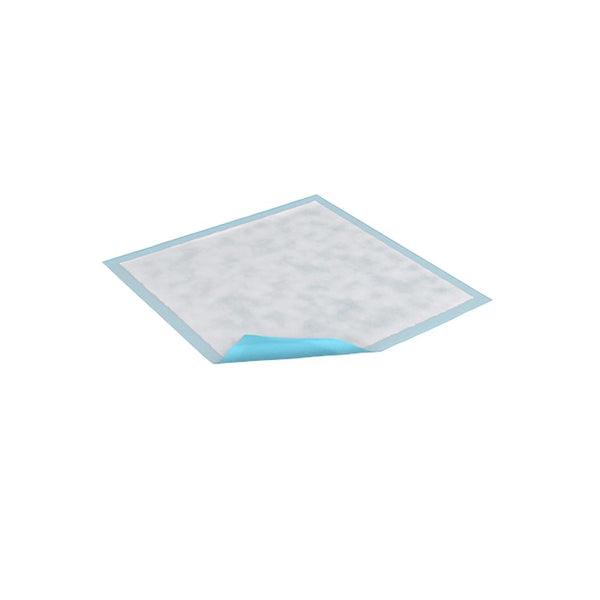 TENA Regular Disposable Underpad, Light absorbency, Fluff material