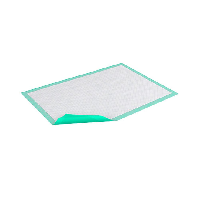 TENA Ultra Plus Disposable Underpad, Heavy absorbency, Quilted 10/Pack