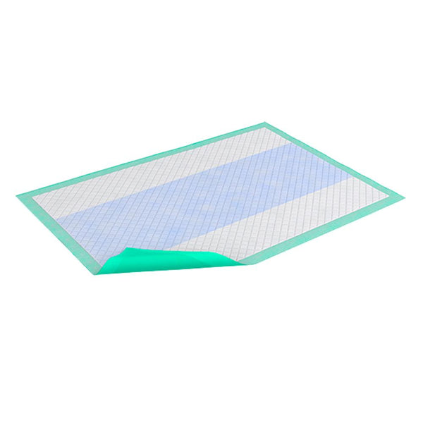 TENA Premium Underpad, Light absorbency, Waterproof backing 15/Pack