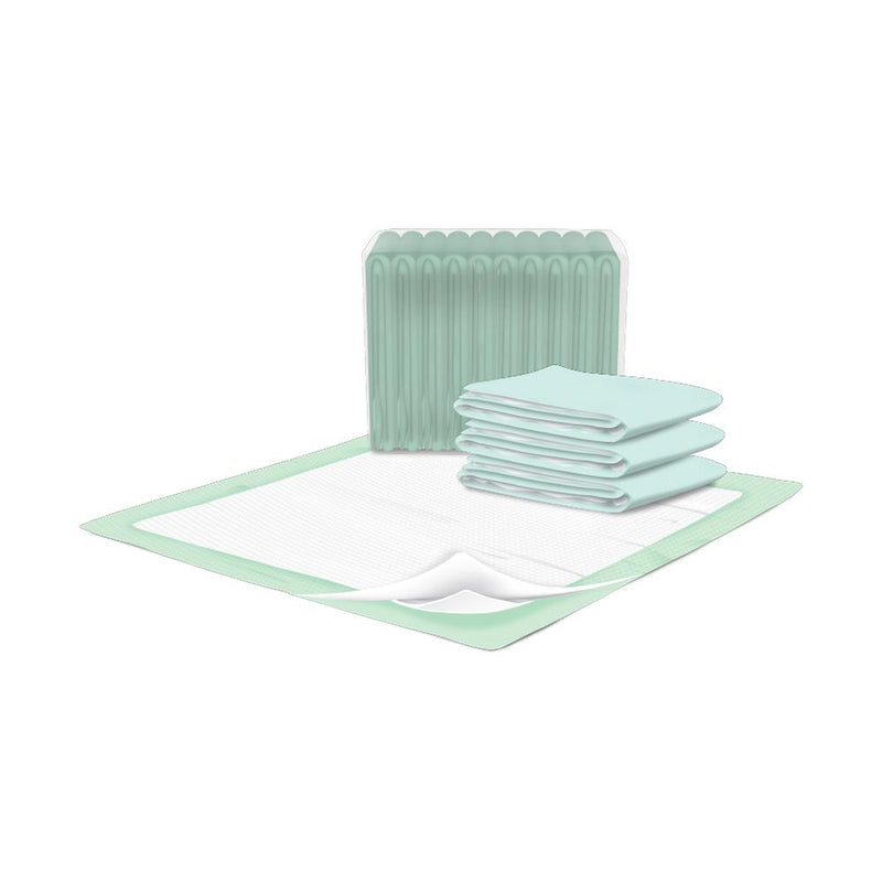 Presto Disposable Underpads, Heavy absorbency, Latex-free, Leak protection 30