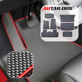2021 5-Seat Tesla Model Y 9PCS Floor Mats