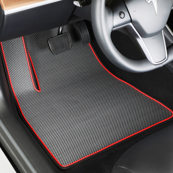 2020 Tesla Model 3 6PCS Floor Mats