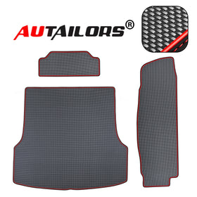 2016 2017 2018 2019 Tesla Model S Trunk Set Floor Mats