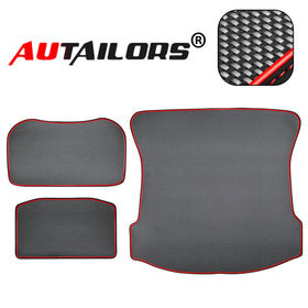 2017-2019 Tesla Model 3 Trunk Set Floor Mats