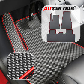 2021 5-Seat Tesla Model Y 3PCS Floor Mats