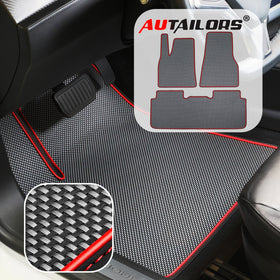 2020 Tesla Model S 3PCS Floor Mats