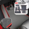 2020 5-Seat Tesla Model Y 8PCS Floor Mats