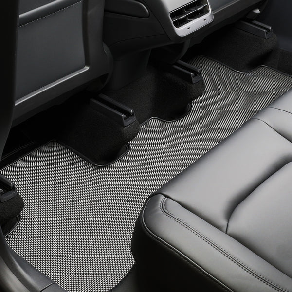 2020 5-Seat Tesla Model Y 3PCS Floor Mats