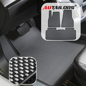 Tesla Model S 3PCS Floor Mats 2012-2019