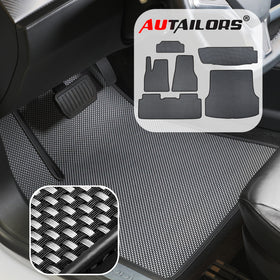 2020 Tesla Model S 6PCS Floor Mats