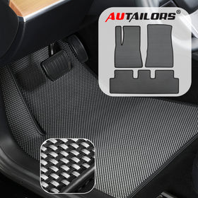 2021 Tesla Model 3 3PCS Floor Mats