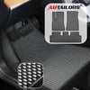 2017-2019 Tesla Model 3 3PCS Floor Mats