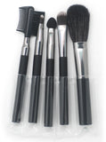 Cosmetic Brush Set - 5 Pieces