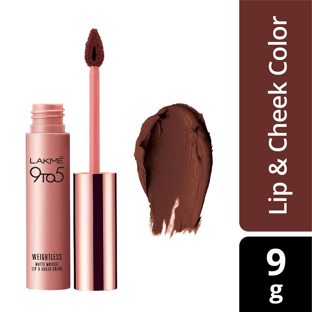 9 to 5 Weightless Lip & Cheek Color Rosy Plum 9gm