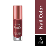 9 to 5 Primer + Gloss Nail Color Mulberry Bush 6ml