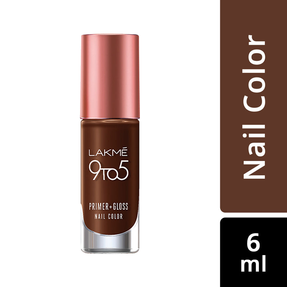 9 to 5 Primer + Gloss Nail Color Berry Business 6ml