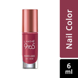 9 to 5 Primer + Gloss Nail Color Blush Punch 6ml