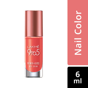 9 to 5 Primer + Gloss Nail Color Lime Treat 6ml