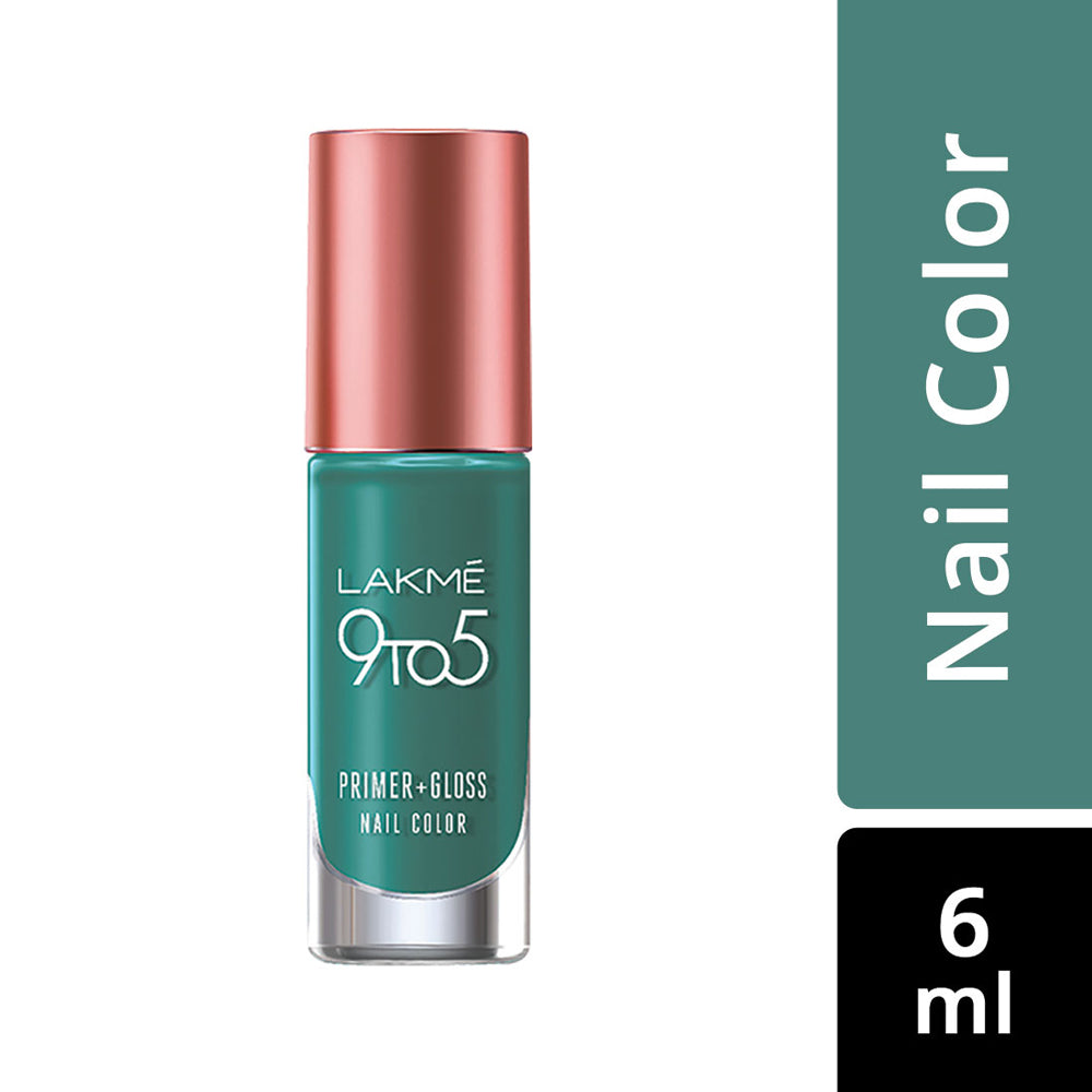 9 to 5 Primer + Gloss Nail Color Indigo Ink 6ml