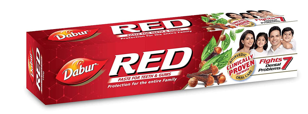Red Tooth Paste 100gm