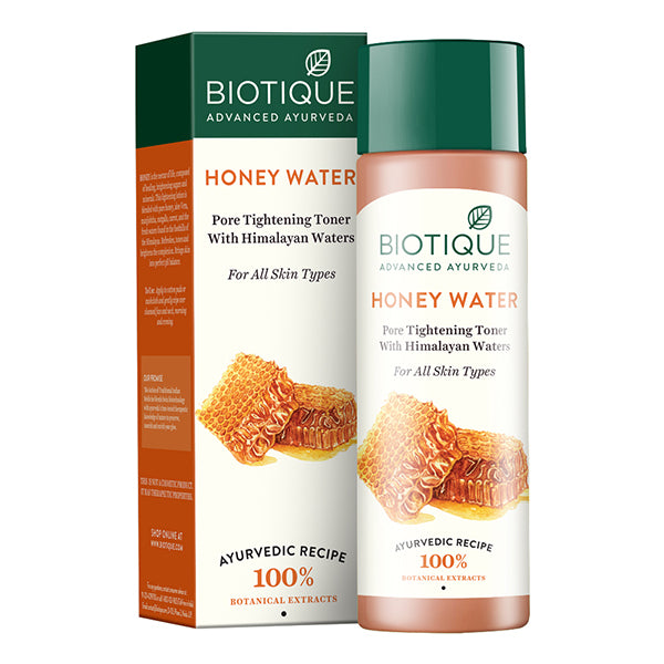 Bio Honey Water With Himlayan Waters For All Skin Types