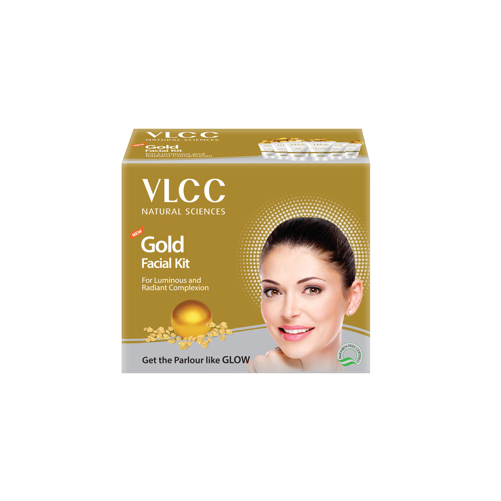 Gold Facial Kit-Single