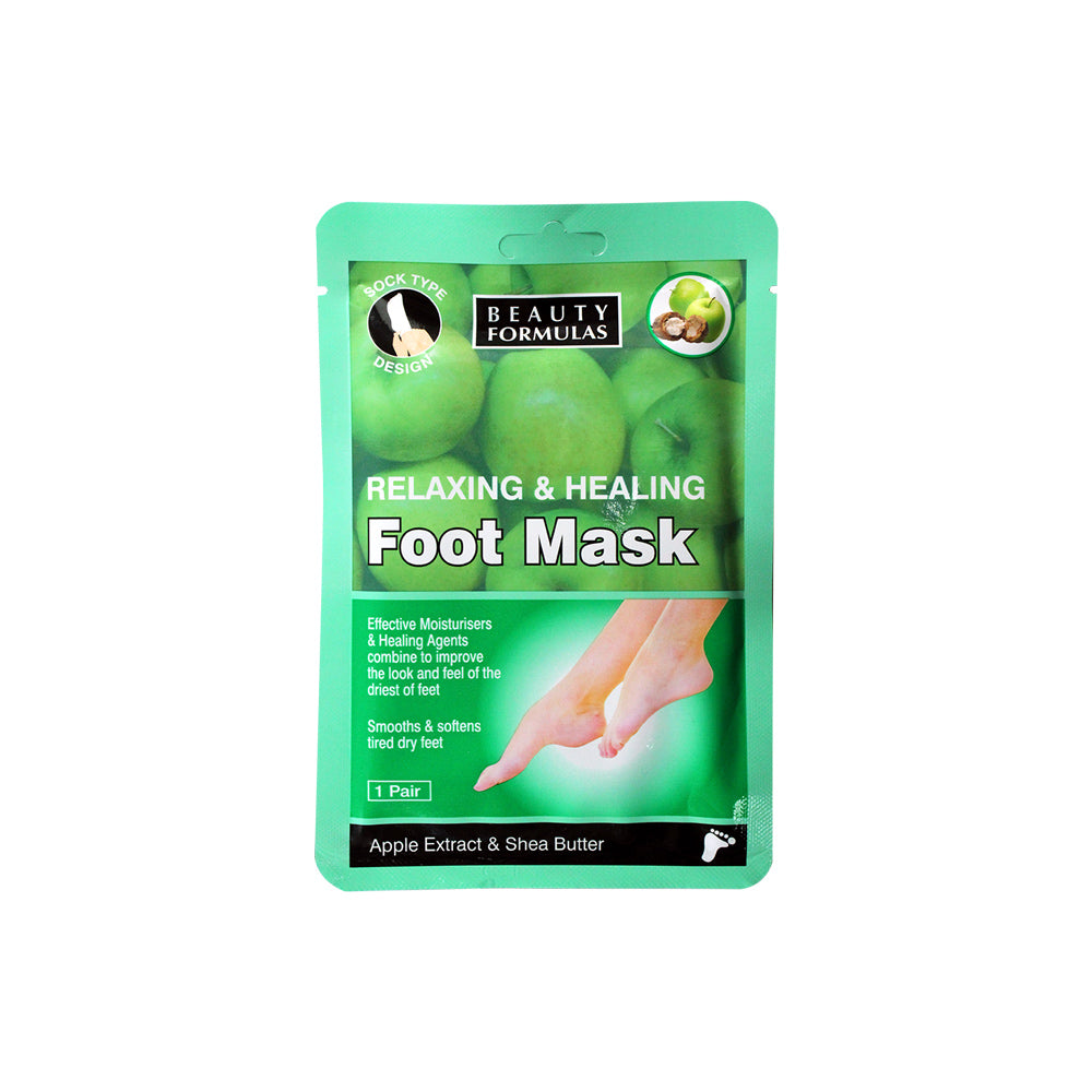Relaxing and Healing Foot Mask 1 Pair