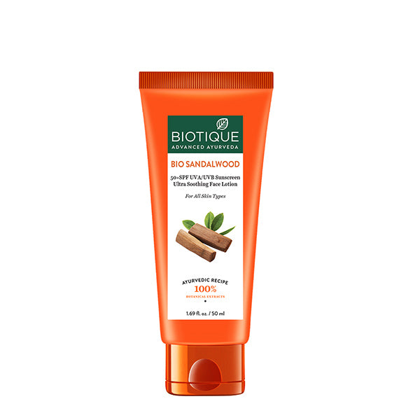 Bio Sandalwood Face and Body Lotion