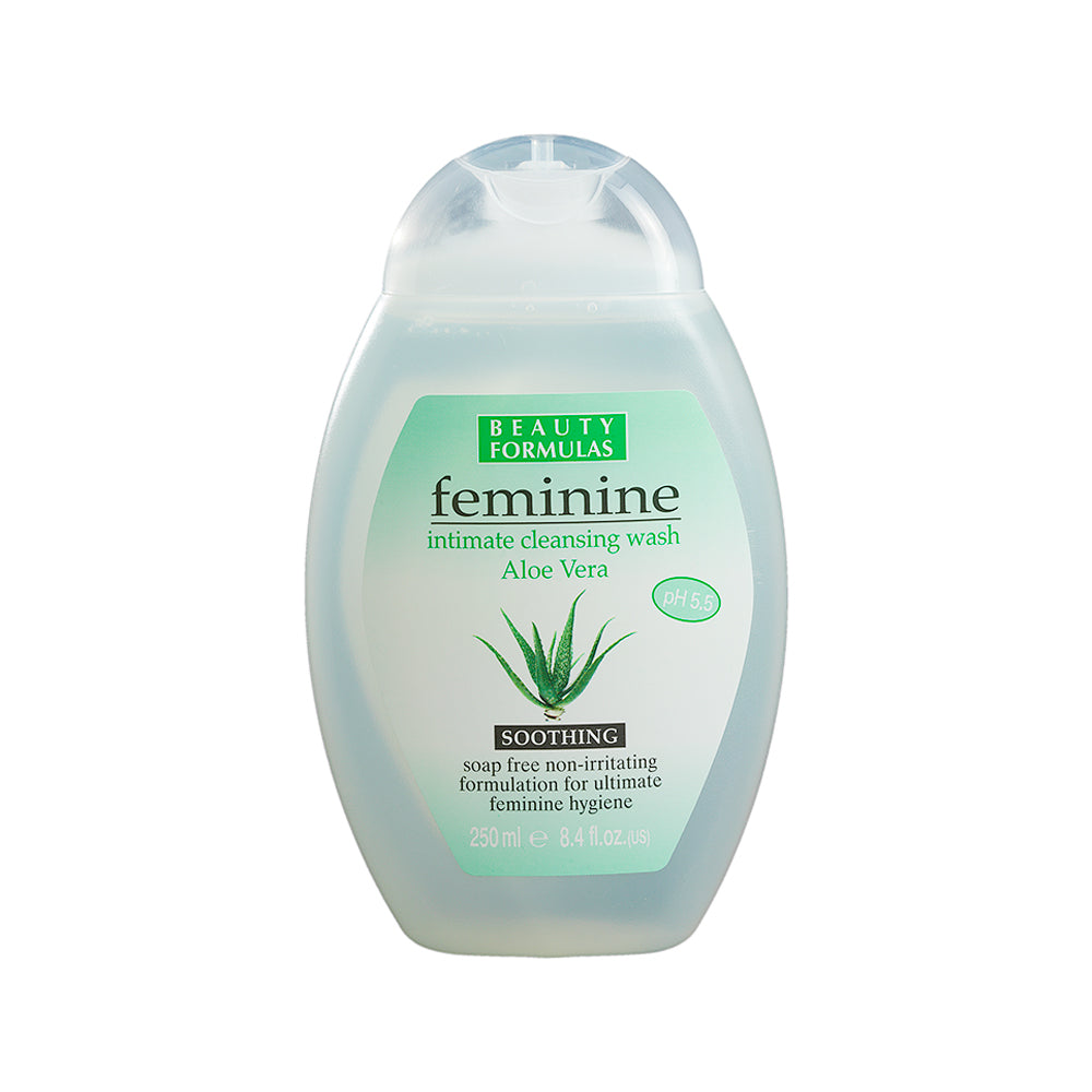 Feminine Intimate Clensing Aloe Vera Wash 250ml