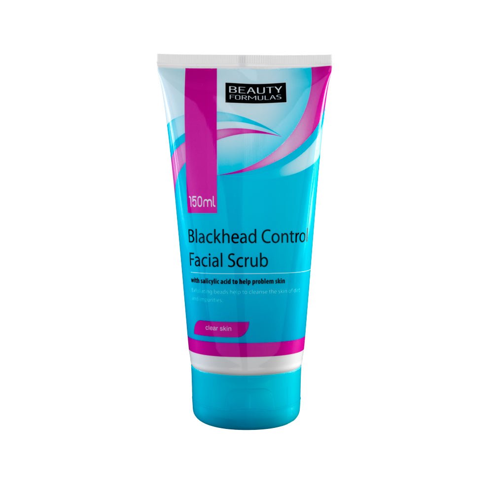 Blackhead Control Facial Scrub150ml