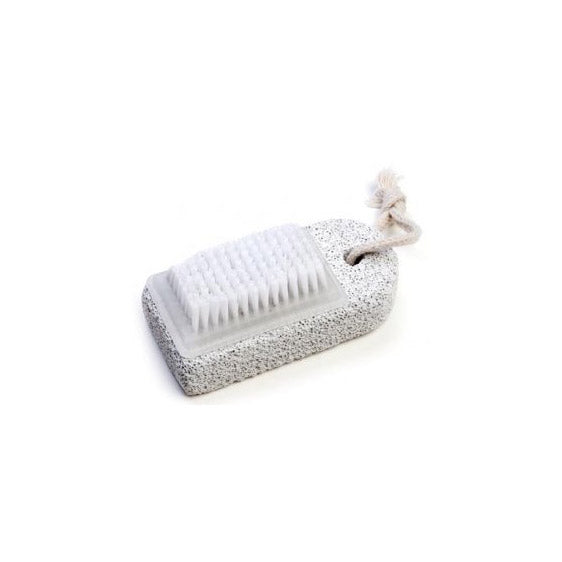 PUMICE WITH BRUSH & ROPE