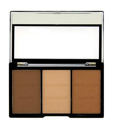 Ultra Brightening Contour Kit Ultra Light/Medium C04