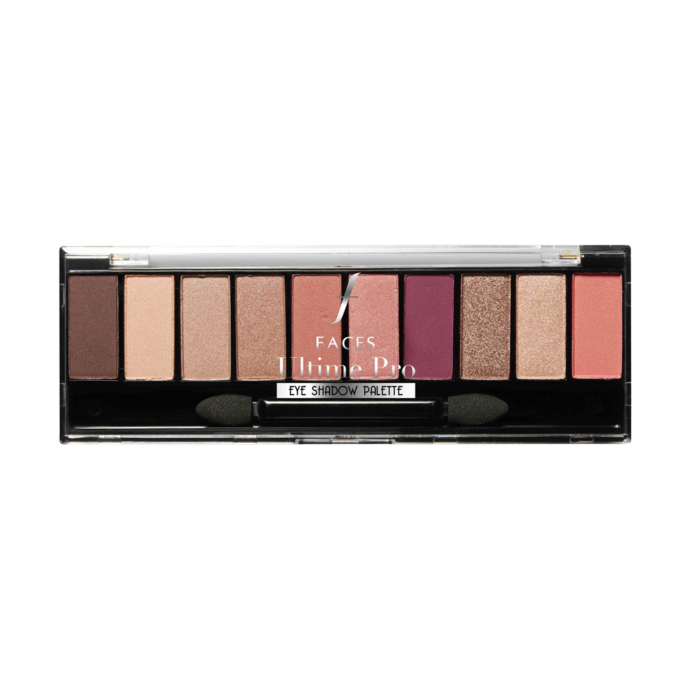 Ultime Pro Eyeshadow Palette Rose 02 10 g