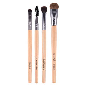 All Star Eyes Brush Collection Four Pieces