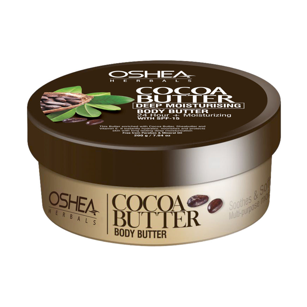 Cocoa Body Butter 200g