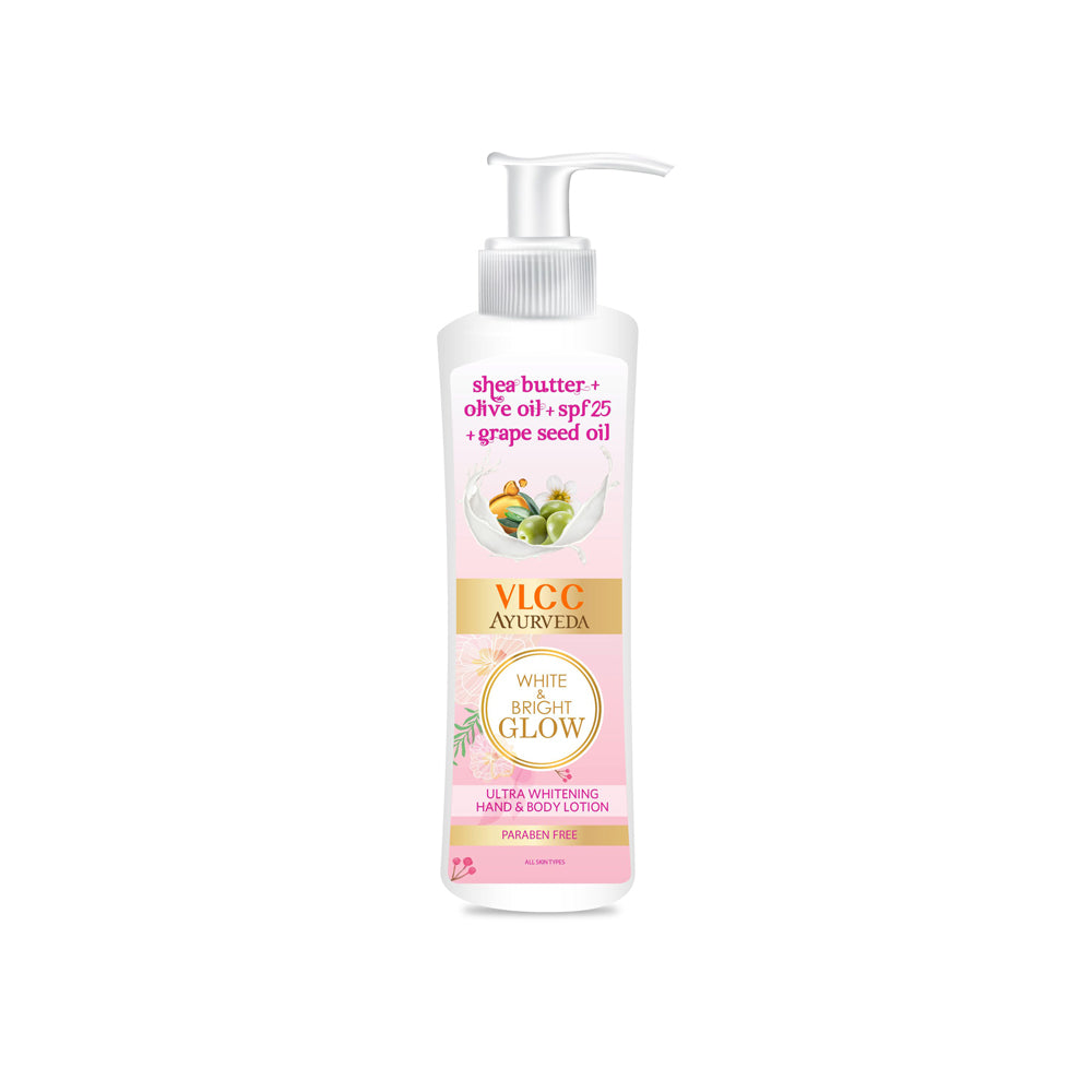 Ayurveda White & Bright Body Lotion 100ml