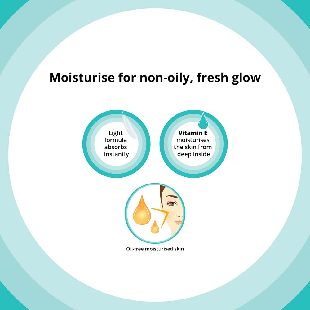 Light Moisturiser, 250 ml