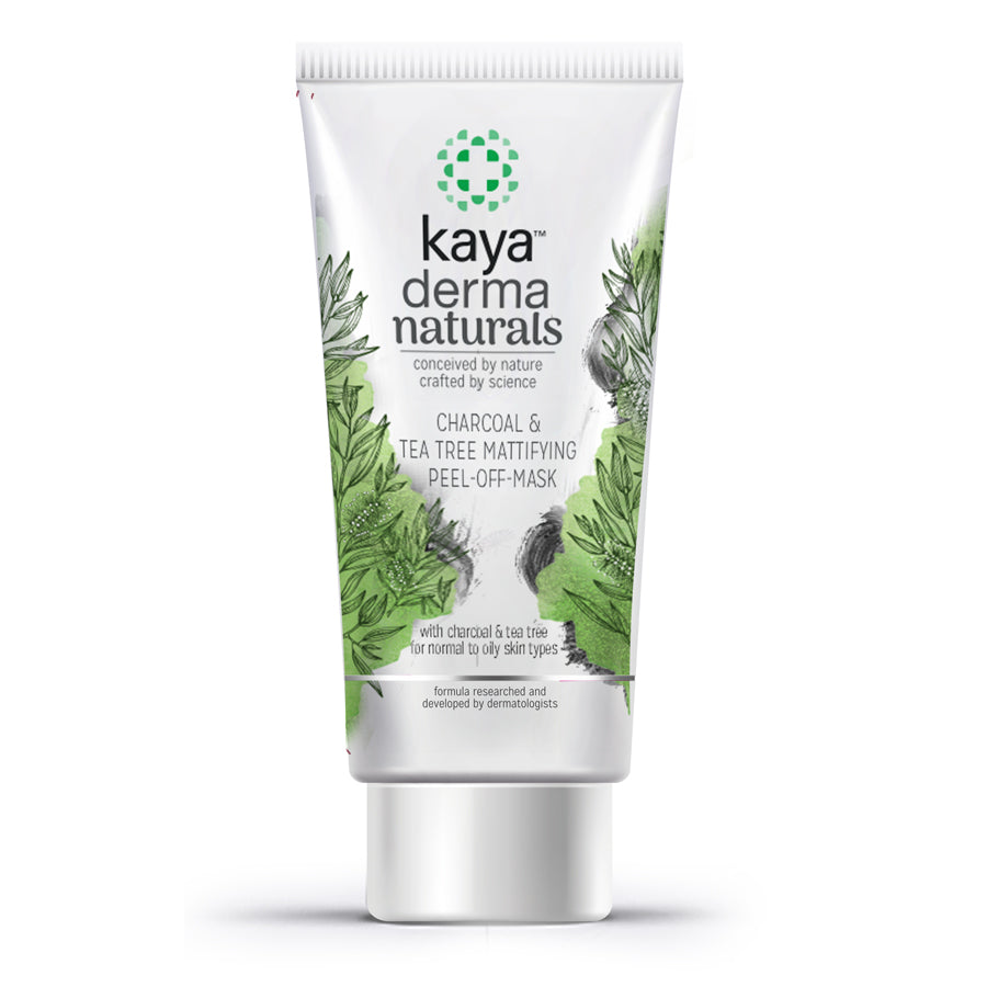 CHARCOAL & TEATREE MATIFYNG PO MASK 50ML
