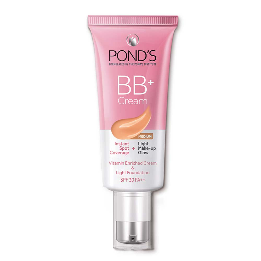 White Beauty BB+ Cream 02 Medium 30 g