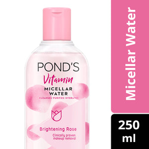 Vitamin Micellar Water Brightening Rose 250 ml