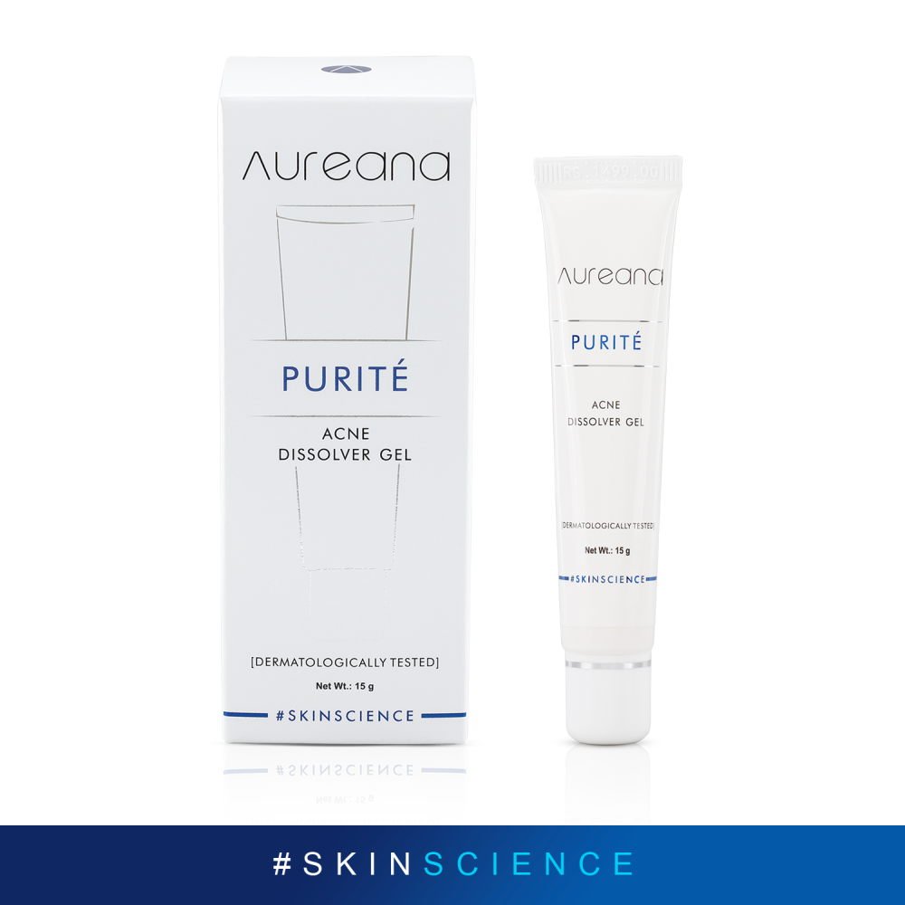 Purite Acne Dissolver Gel
