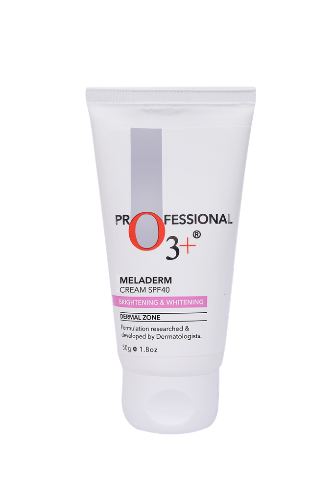 Dermal Zone Meladerm Cream SPF 40-50g